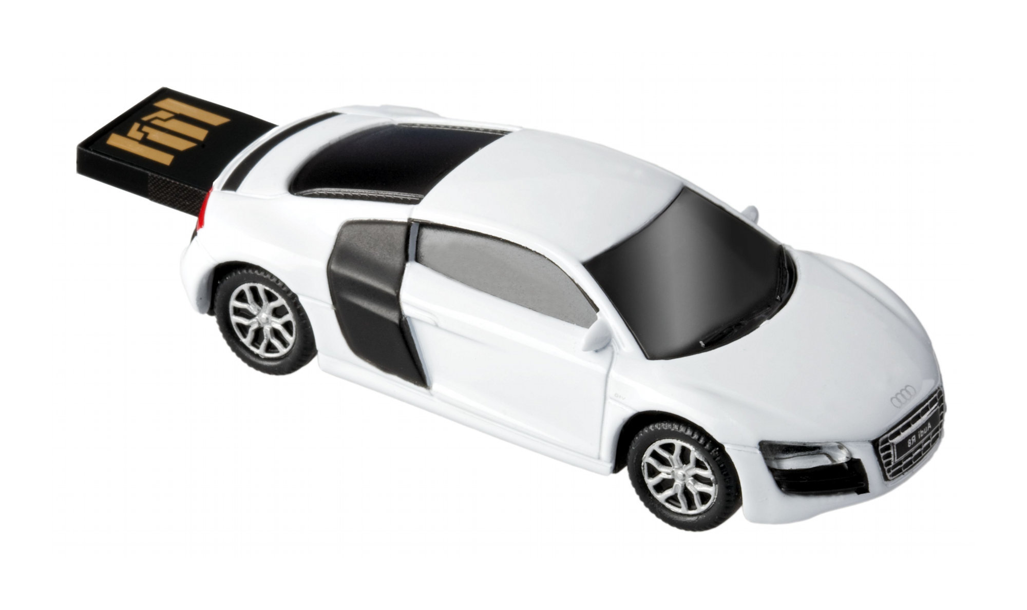 autodrive audi r8 8 gb usb memory stick flash pen drive. Black Bedroom Furniture Sets. Home Design Ideas