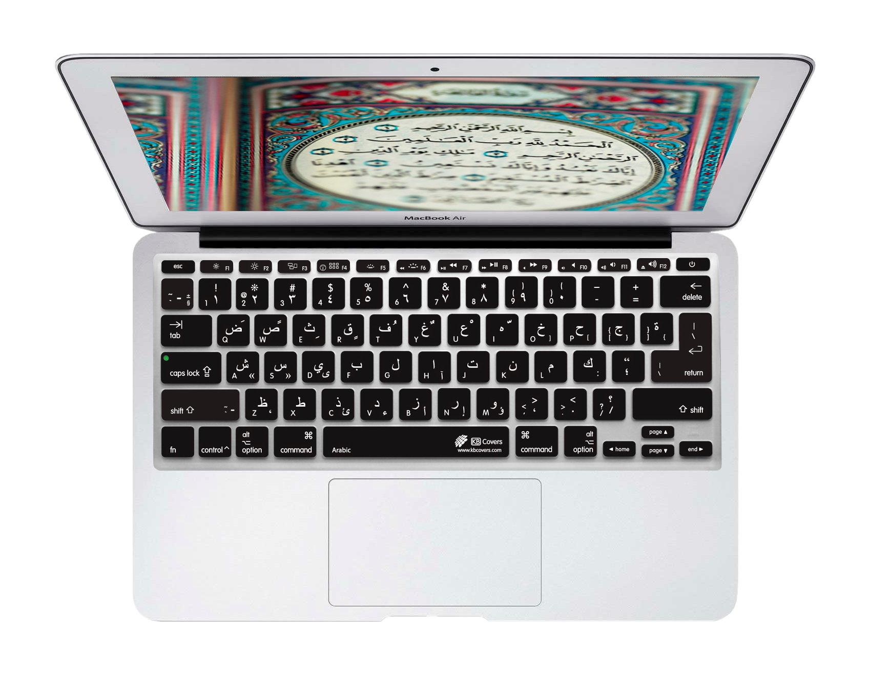 keyboard arabische